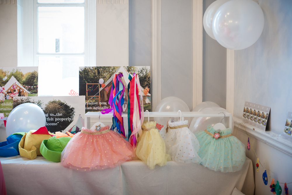 Tutus at the ShopUp