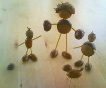 Acorn men and chestnut chaps babyccino kids daily tips children 39 s products craft ideas - Acorn and chestnut crafts ...