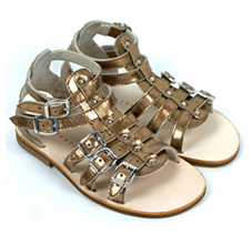 Peace and jam sandals