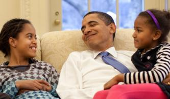 Obama Writes a Powerful Essay on the Importance of Feminism photo