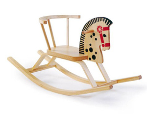 Rocking horse Smallable