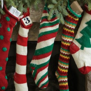 hand knit wool stockings babyccino kids daily tips childrens products craft ideas recipes more