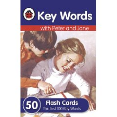 key words flashcards