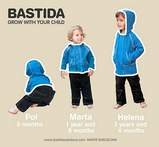 Bastida Clever Clothes That Grow With Your Child Babyccino Kids