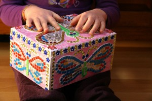 Mosaic Memory Box Travel With Kids Part Ii Babyccino Kids Daily Tips Children S Products