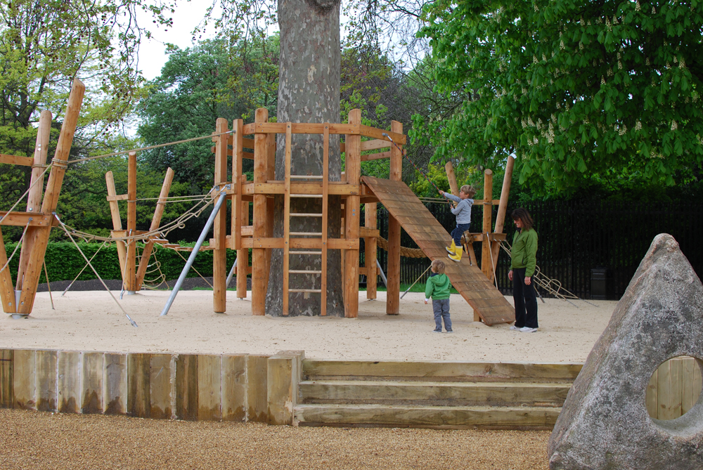 Hanover Gate playground London