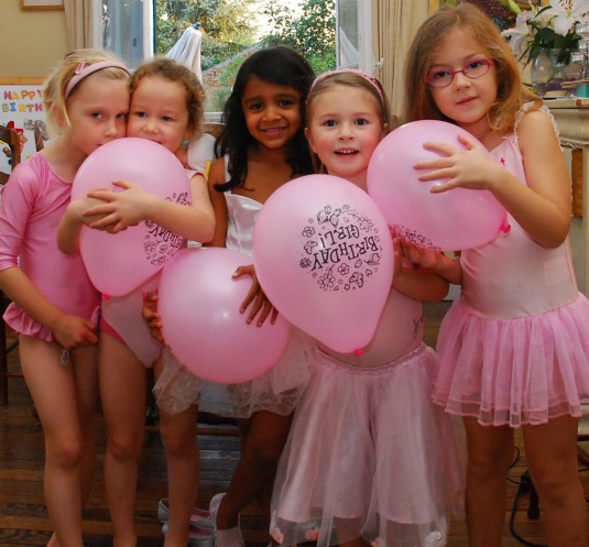 12 Year Old Girl Birthday Party