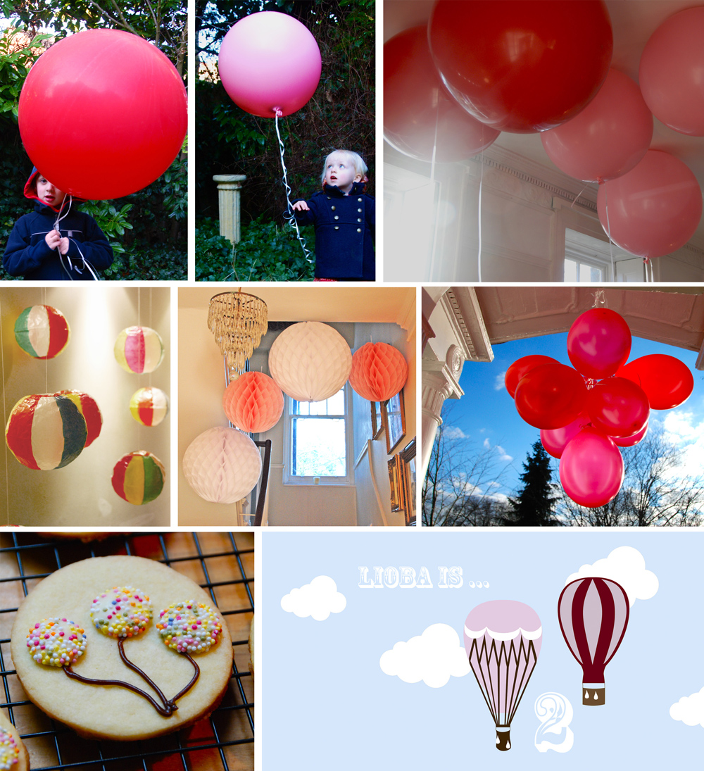Balloon Party « Babyccino Kids: Daily tips, Children's products