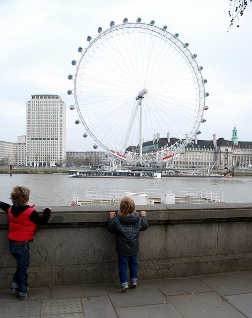 tips for a visit to London with kids