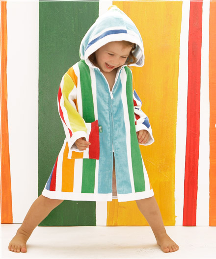 Super Soft Beach Robes By Terry Rich Babyccino Kids Daily Tips