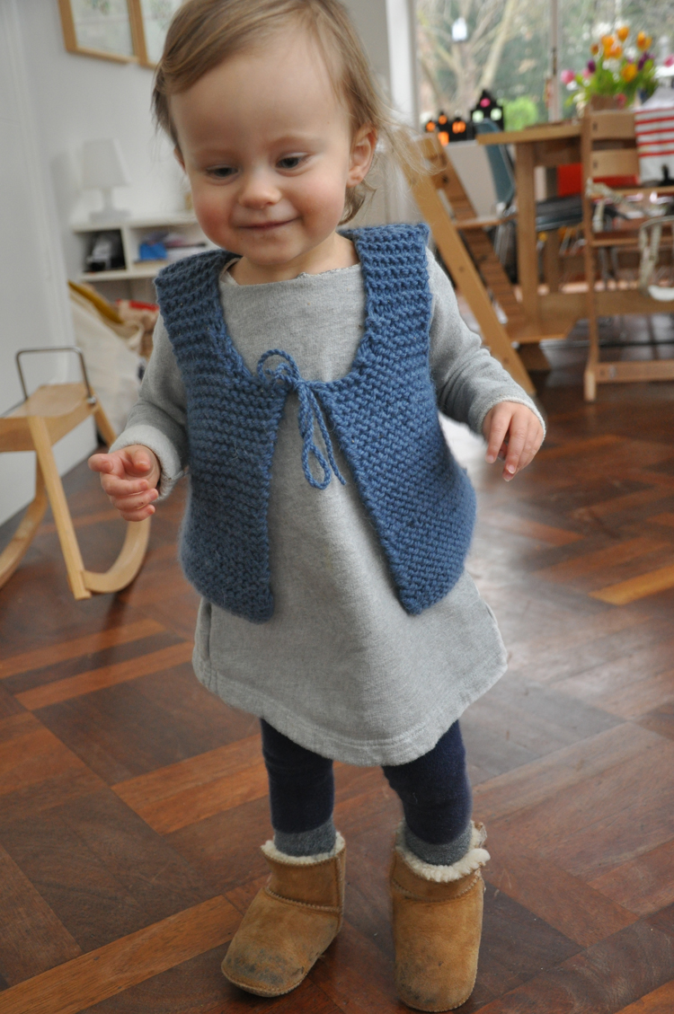 Le Gilet de Berger from Citronille   Babyccino Kids: Daily ...