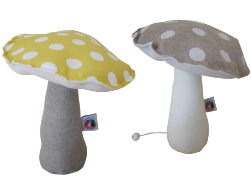 Musical Mushrooms From Annabel Kern Babyccino Kids Daily Tips Childrens Products Craft Ideas Recipes More