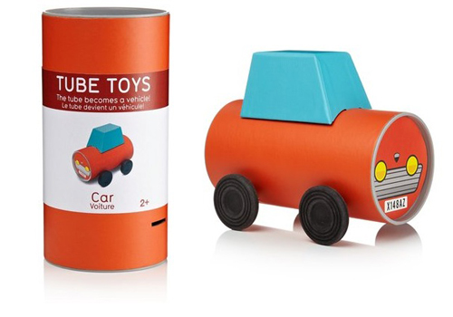 Tube Toys! Babyccino Kids: Daily tips, Children\'s products, Craft ...