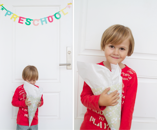 In Germany it is a huge tradition to get a u0027Schultueteu0027 for the first day of your first year in Elementary school. The u0027Schultueteu0027 is a cone filled with ...  sc 1 st  Babyccino Kids & Schultuete Babyccino Kids: Daily tips Childrenu0027s products Craft ...