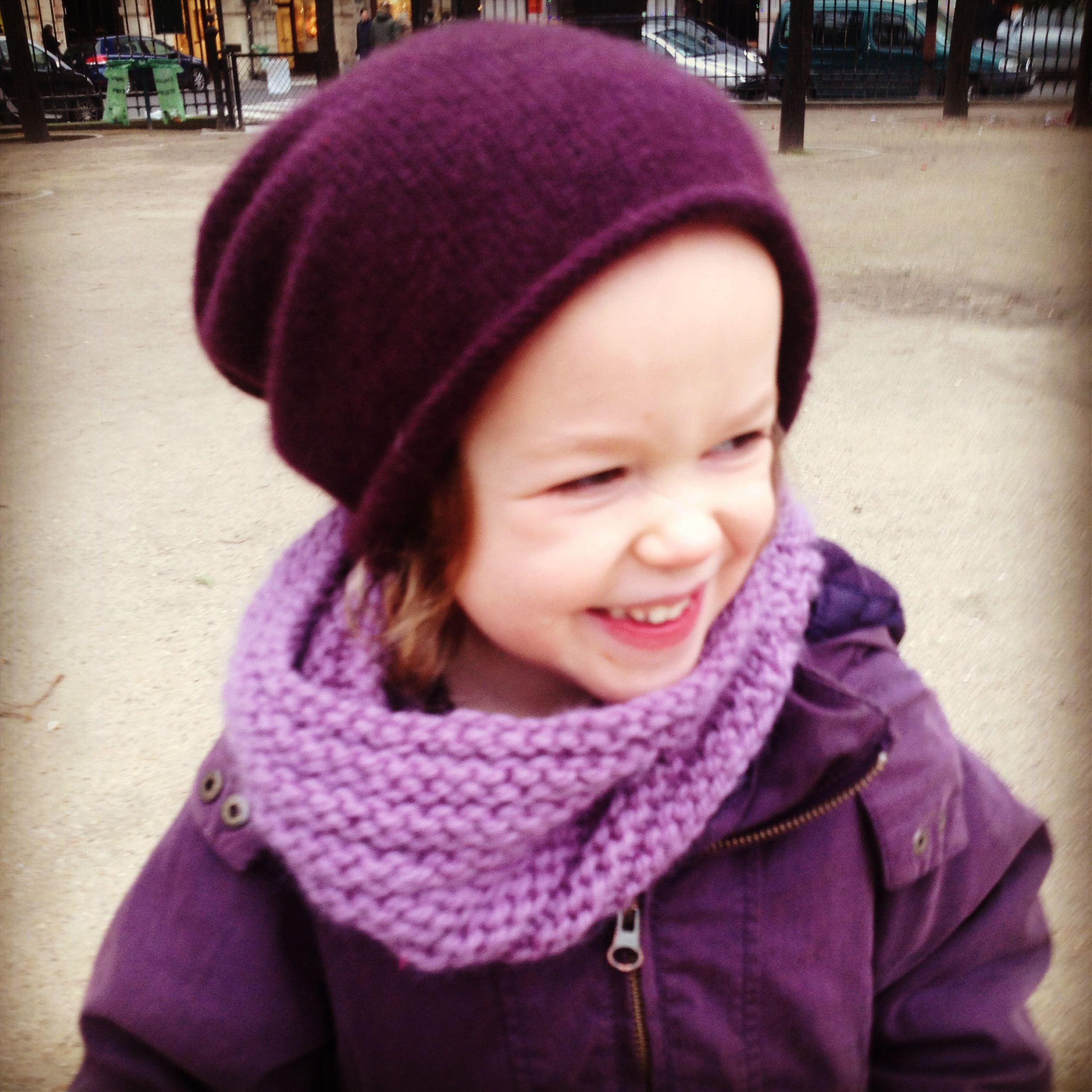 How to knit a snood! Babyccino Kids: Daily tips, Children\'s products ...