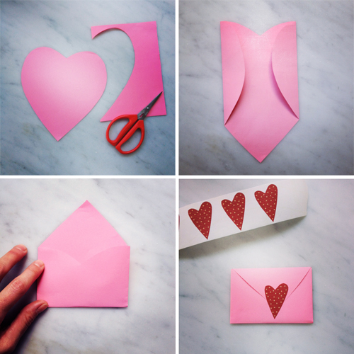 10 Easy, Last-Minute Origami Projects for Valentine's Day ... | 500x500