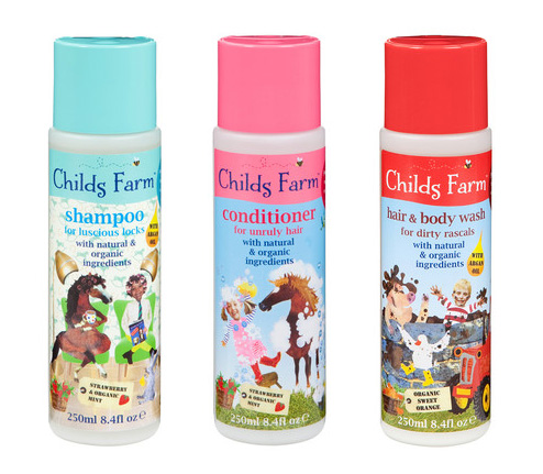 Childs Farm Toiletries Babyccino Kids Daily Tips