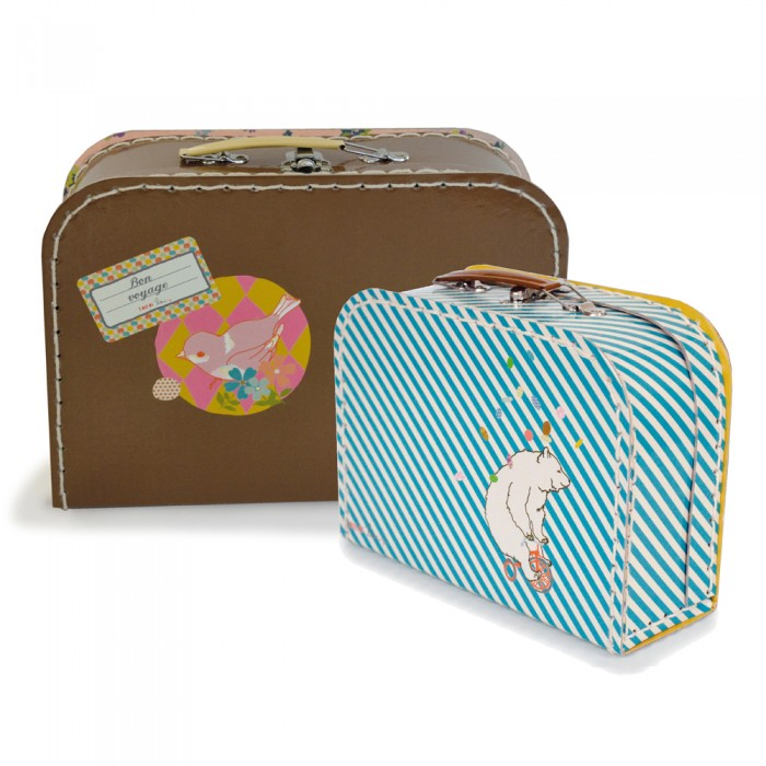 Little Suitcase By Mimilou Babyccino Kids Daily Tips Children 39 S Products Craft Ideas Recipes