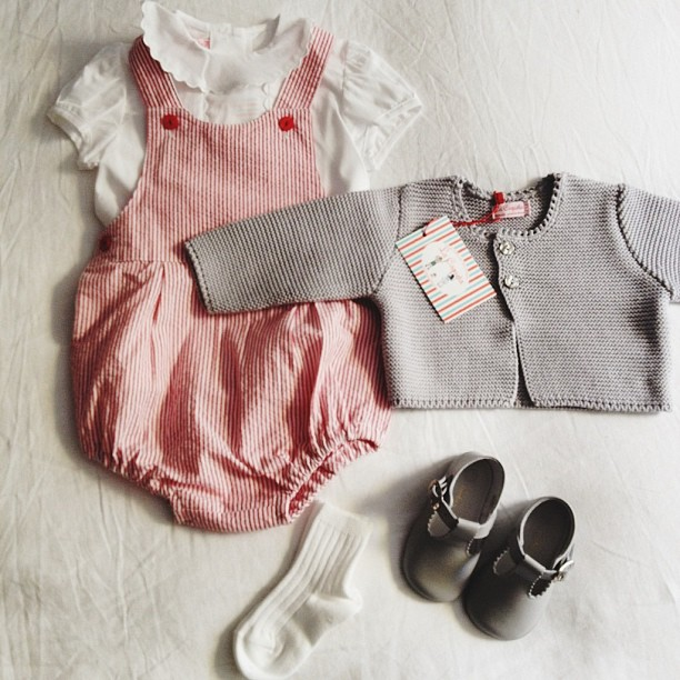 La Coqueta Timeless Clothing Made In Spain 171 Babyccino