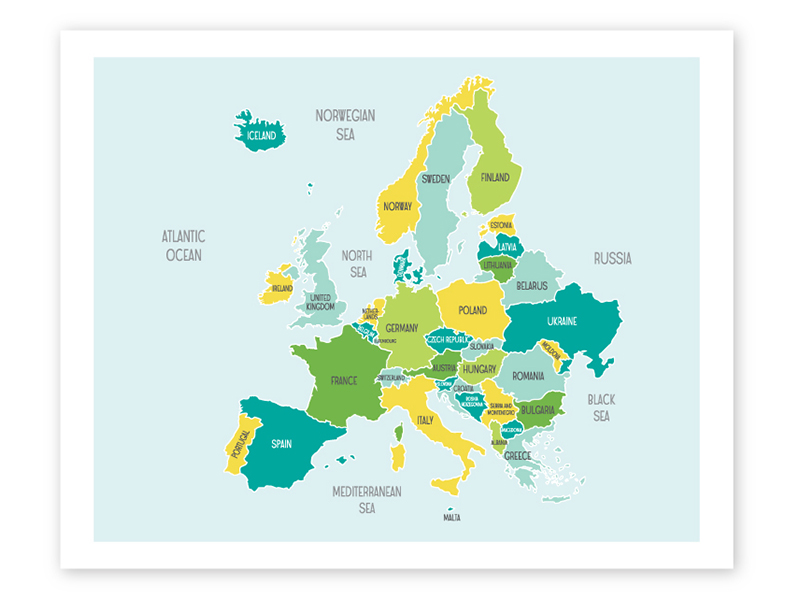 map of europe babyccino kids daily tips childrens products craft ideas recipes more
