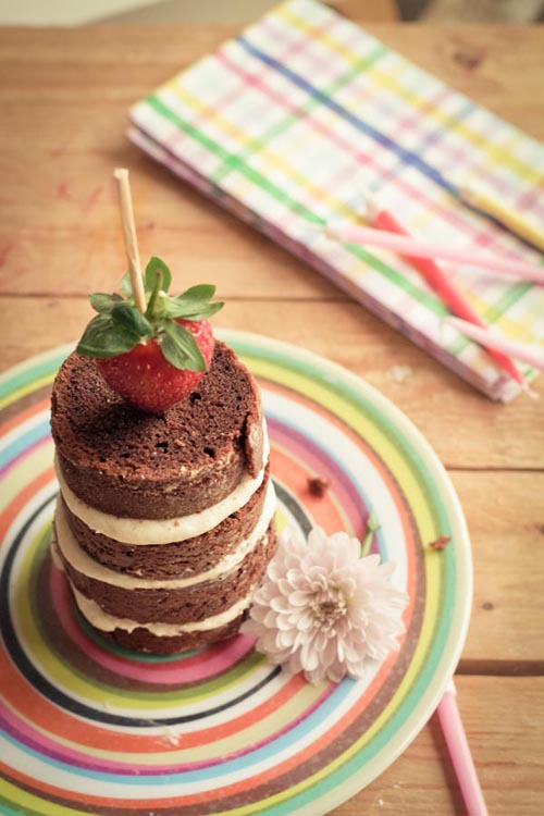 Chocolate Cake In A Tin Can Babyccino Kids Daily Tips