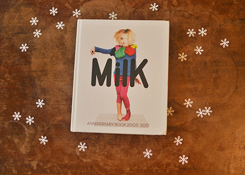 The milk anniversary book babyccino kids: daily tips childrens