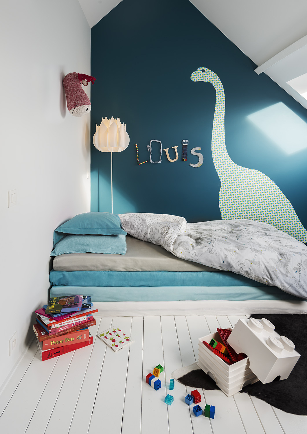 Louis le sec adorable and waterproof bed sheets for Kids craft bed