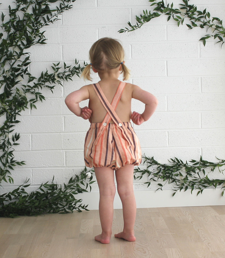 So cute with a coral necklace {polka dot romper} Find this Pin and more on Kids - Playsuit by Mimblut. Spotty Playsuit by Mini Boden i've never really been a polka dot or romper person, but CUTE!