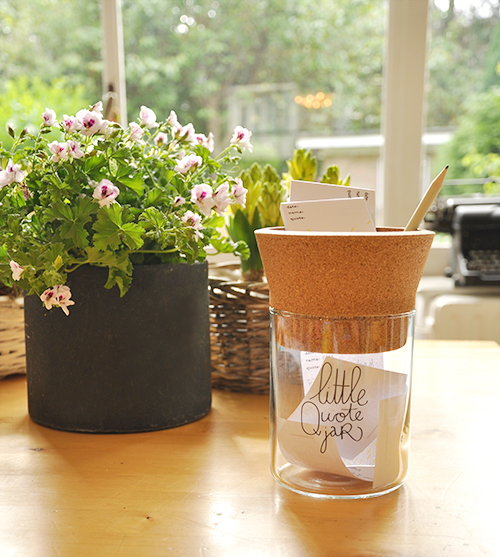 Beautifully Designed Little Quote Jars By Make History Babyccino Kids Daily Tips Children S Products Craft Ideas Recipes More