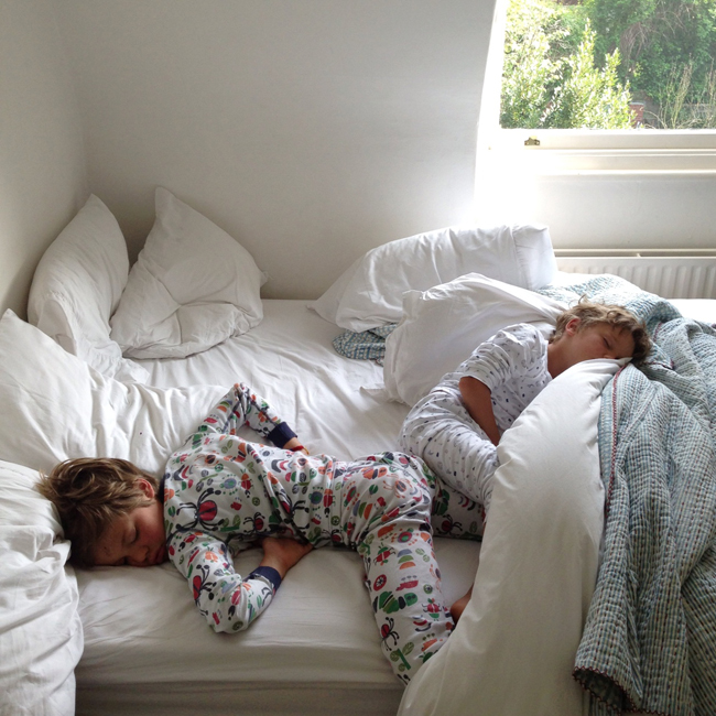 Do (or would) your kids share a bed? Babyccino Kids: Daily tips ...