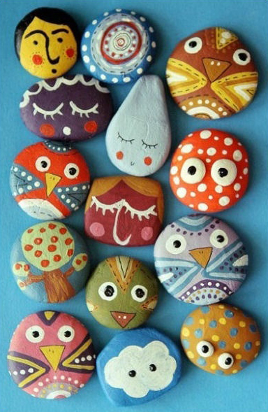 painted rocks1