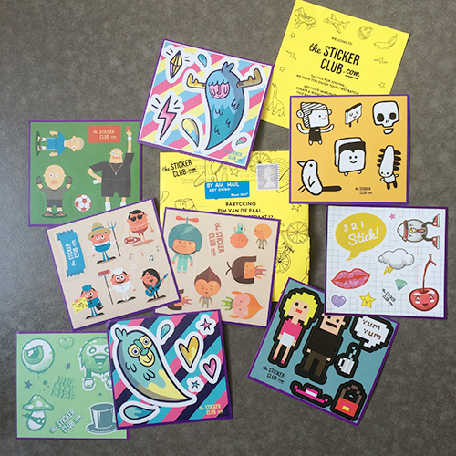 The Sticker Club Babyccino Kids Daily Tips Children S Products