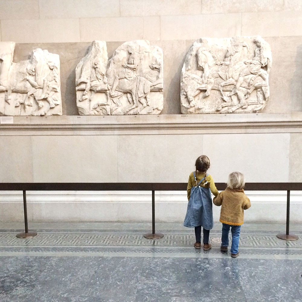 Visiting Museums With Children Babyccino Kids Daily Tips
