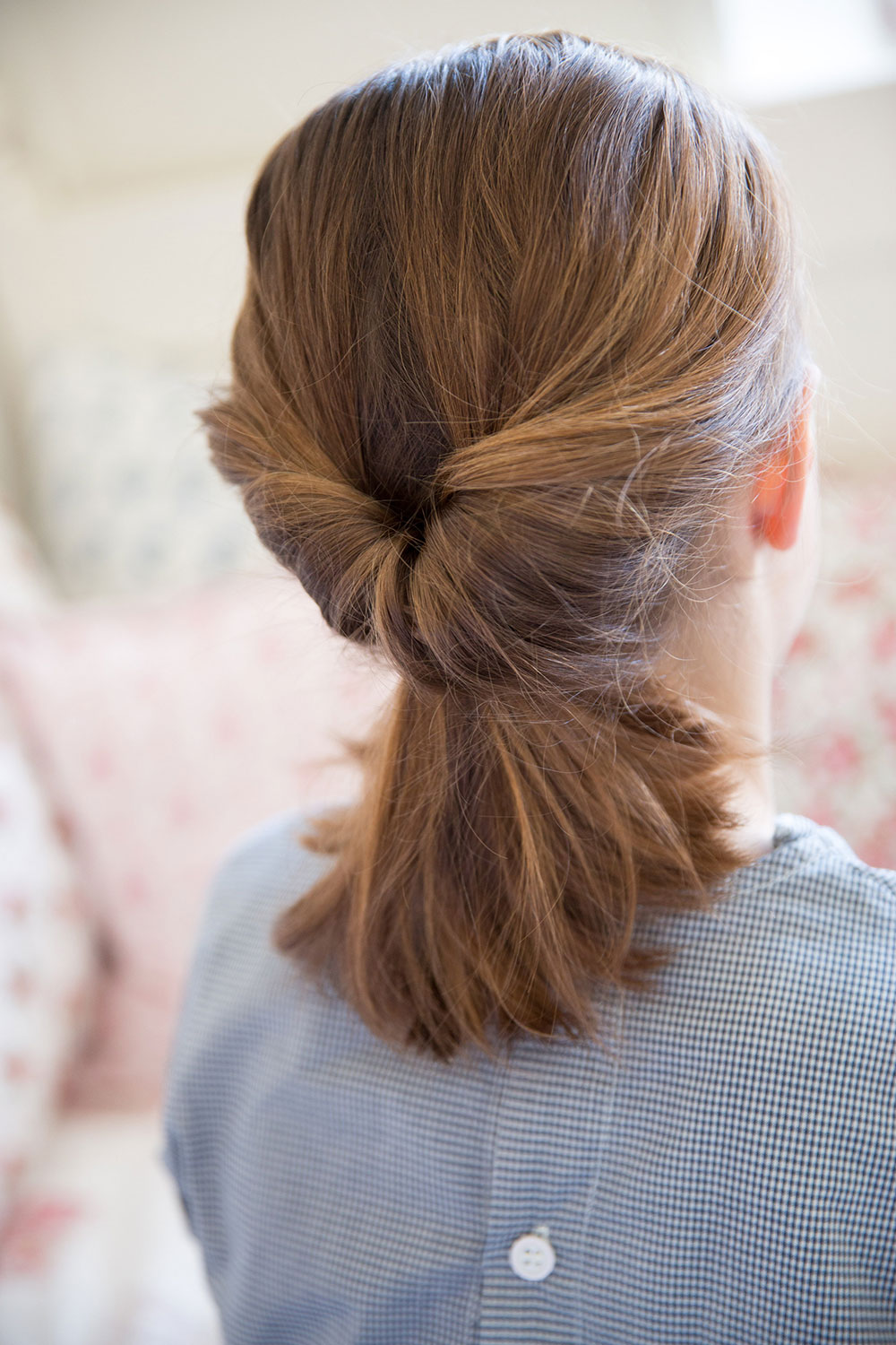 Hair Style The Low Flip Ponytail Babyccino Kids Daily Tips
