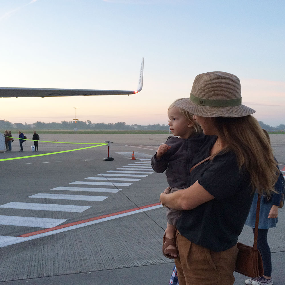 Tuesday Tips: Traveling Light (with Children) Babyccino