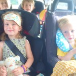 Tuesday Tips car journeys with kids