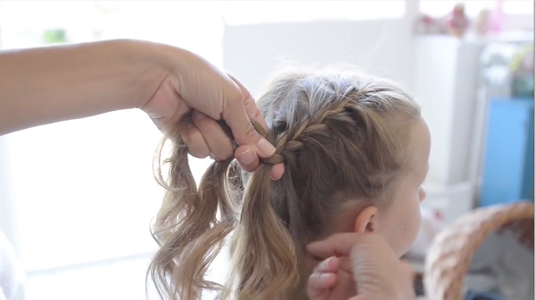 French braiding tips - French Braid Tutorial