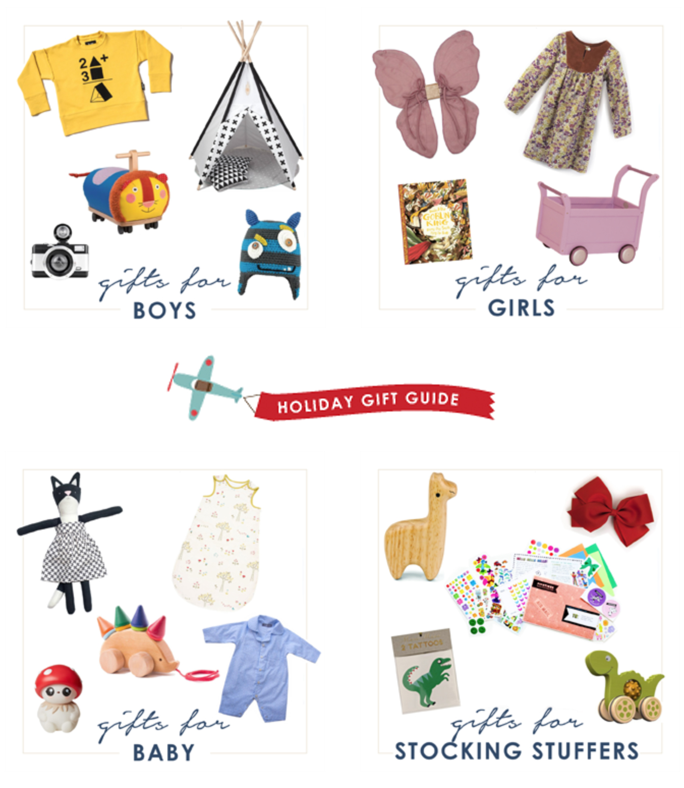2015 Holiday Gift Guides now live! Babyccino Kids: Daily tips ...