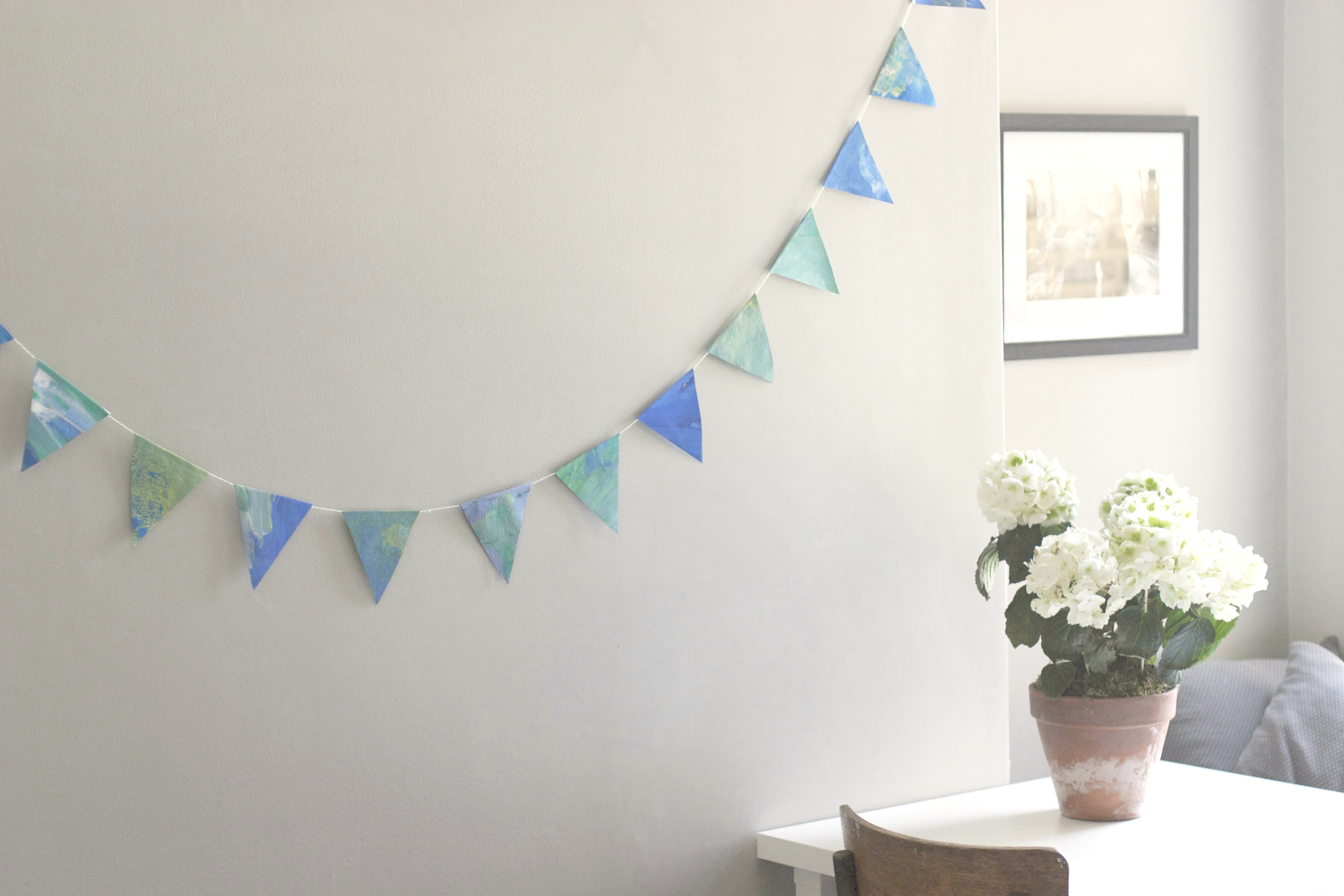 how to make baby bunting