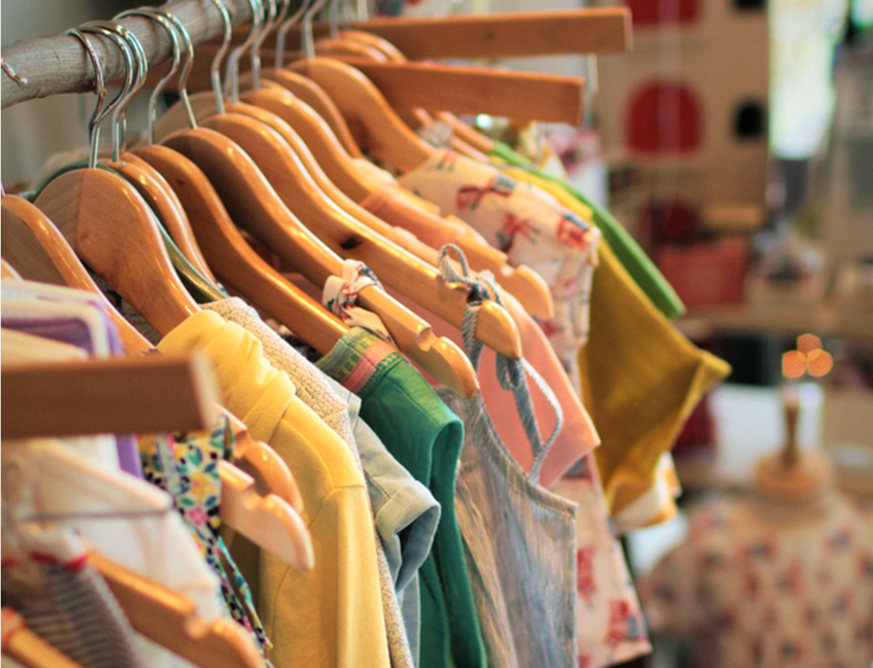 children's clothing in Niddle Noddle