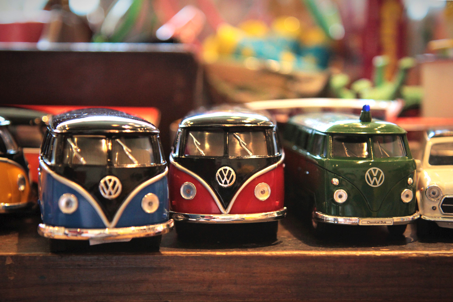toy cars in Niddle Noddle