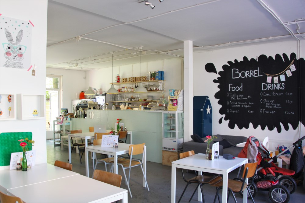 Blender Kids Concept Store & Cafe Babyccino Kids: Daily tips ...