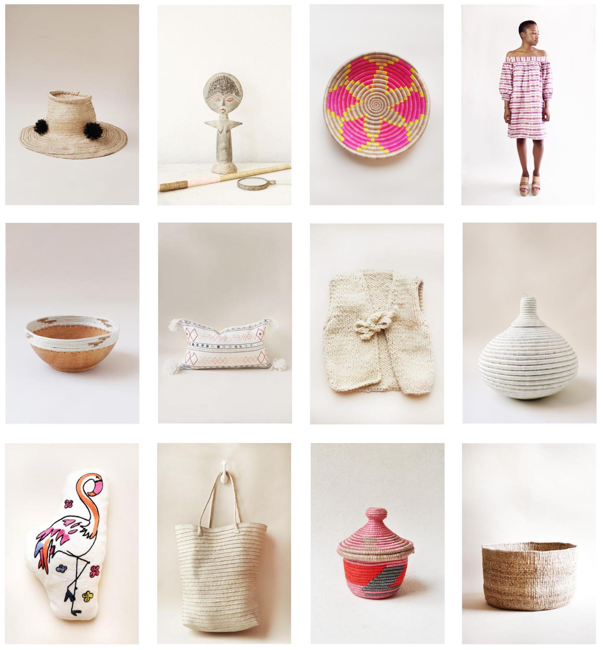 handmade products from indego africa