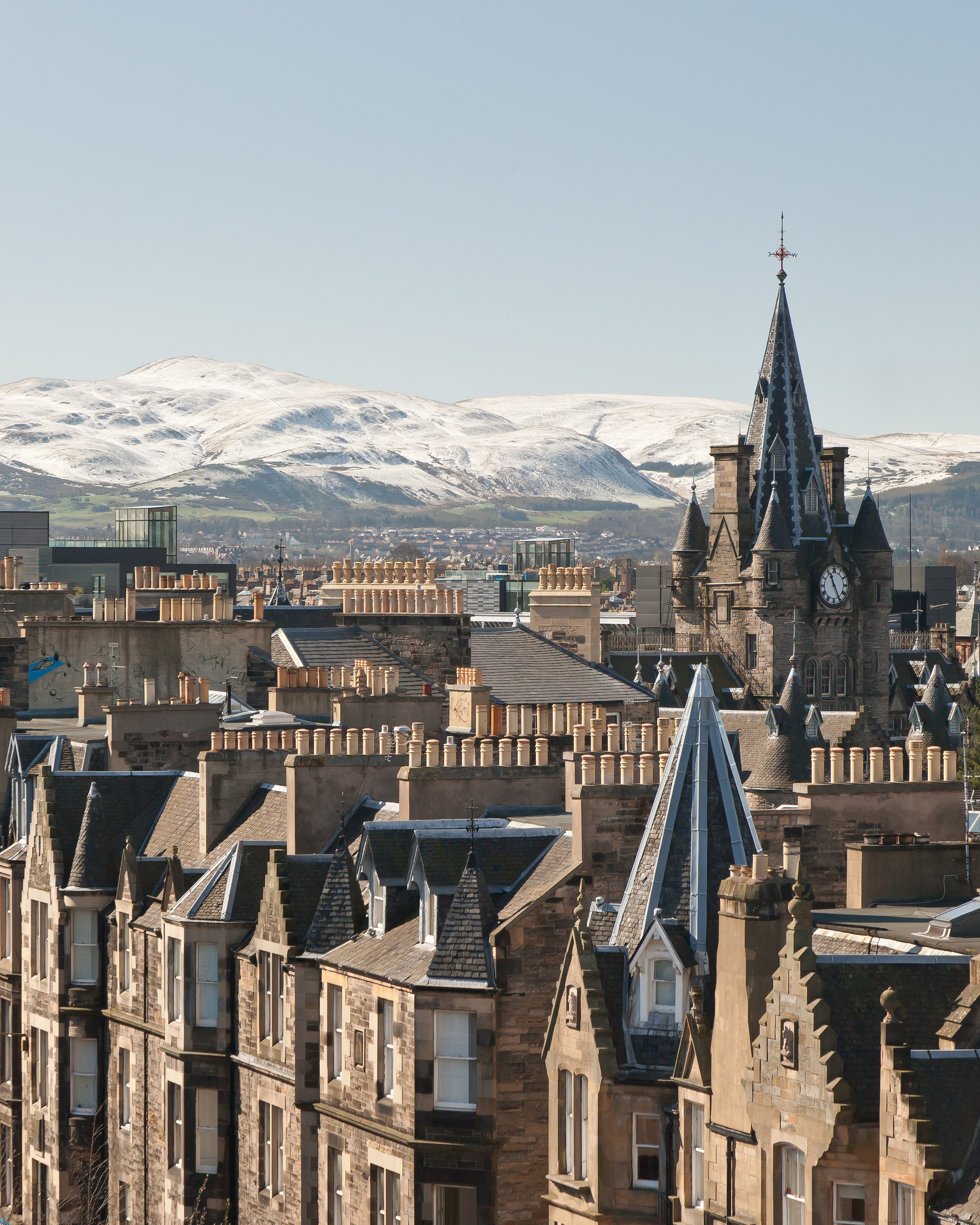 Edinburgh guide for families