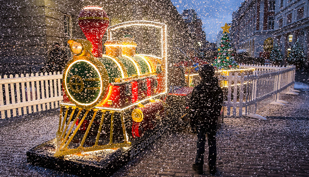 5 Festive Christmas Activities In London This Month