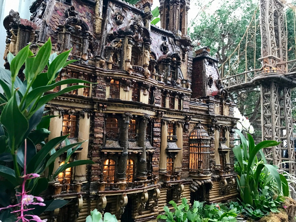 Holiday Train Show At The New York Botanical Garden Babyccino Kids Daily Tips Children 39 S