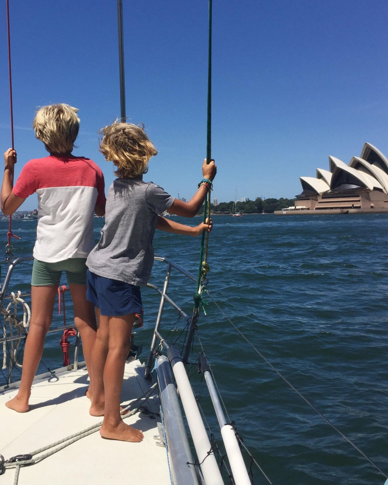 explore Sydney with kids