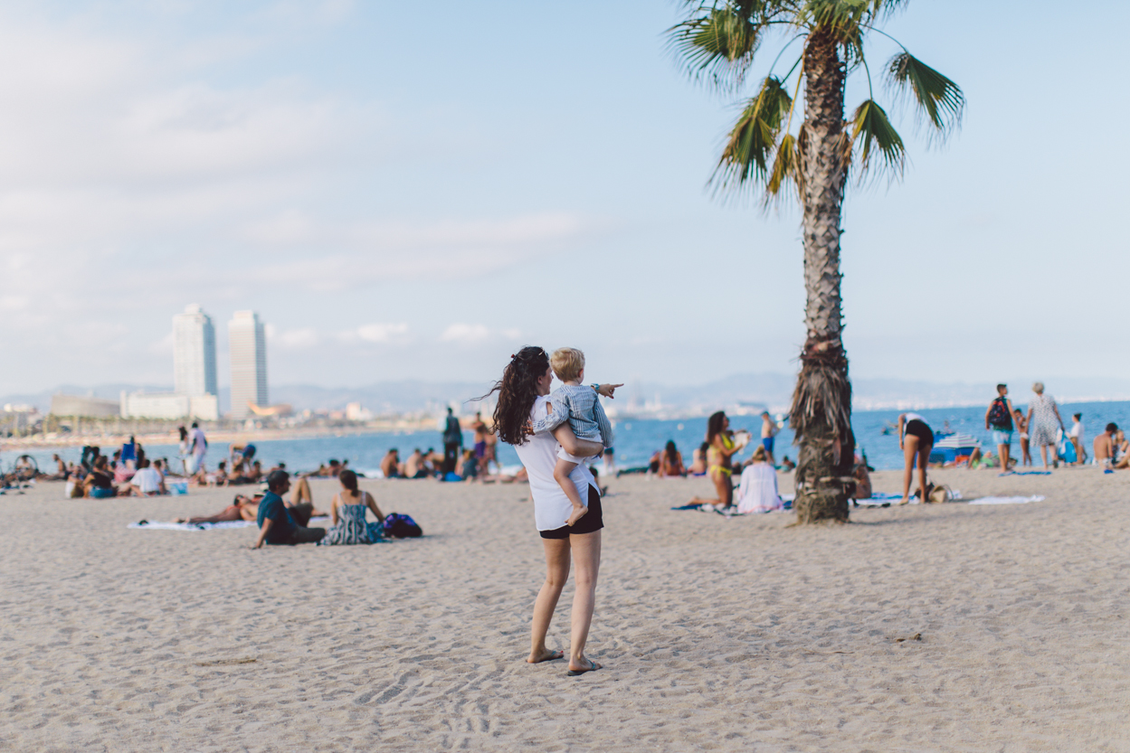 where to go with kids in Barcelona