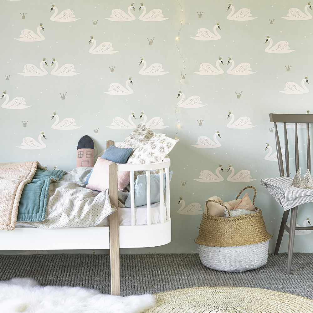 Hibou Home Wallpapers And Bedroom Accessories Babyccino
