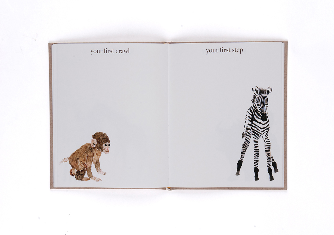 Baby Book by Peep's Paper Products